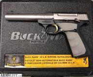 For Sale: Brand New Browning Buckmark Camper UFX