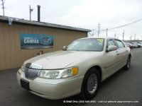 2001 Lincoln Town Car 4dr Sdn Cartier L