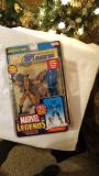 UNOPENED PACKAGE - Marvel Legends Wolverine w/Apocalypse Left Leg & 32 Page Comic Book From 2005
