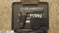 For Sale: Full Size Sig P320