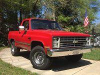 Purchase 1988 Chevrolet K5 Blazer motorcycle in Saint Johns, Florida, United States