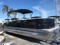2018 Lowe Retreat 250 RFL Pontoons Boats Holiday, FL