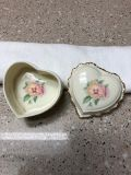 Jewelry Trinket Heart Shaped Box - Celebration of Love - Collector Edition - Heritage House - Valentine's Day - Like New
