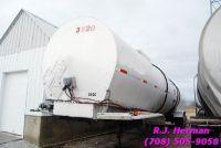 1997 Polar Non-Spec Aluminum Insulated Three Compartment Oil Tanker