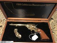 For Sale: Colt 1969 California Bicentennial Scout 22 LR