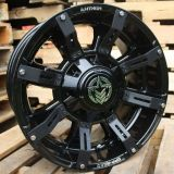 Find 18x9 Gloss Black Anthem Defender A711 8x6.5 -12 Rims 295/70/18 Tires motorcycle in Saint Charles, Illinois, United States, for US $2,335.86