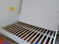 Queen size bed from IKEA only 6 months used