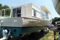 1969 River Queen Houseboat