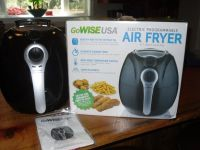 NEW GoWISEUSA ELECTRIC AIR FRYER