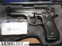 For Trade: Beretta M-9