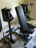 $1,100, Weight lifting, boxing, gym equipment