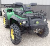 2005 John Deere Buck Utility ATVs Ottumwa, IA