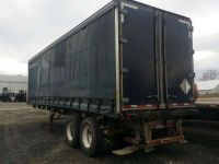 $17,900, 2007 Great Dane Trailers 32#39; x 102 Curtain Side Moffett Trailer