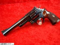 """For Sale: S&W Model PRE 29 1957 44 MAGNUM 6.5"""" Barrel S PRE SMITH & WESSON Mag EARLY SW"""
