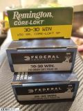 For Trade: 3 boxes of 30-30 and 2 boxes of .410 for 9mm