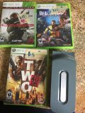 Xbox 360 games and hard drive