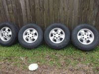 2005 Chevy Truck Tires  Wheels