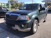 Used 2003 Lincoln Navigator 4WD Luxury, 101,332 miles