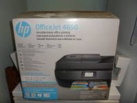 HP OfficeJet 4650 Wireless AIO Photo Printer with Mobile Printing