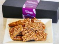 Milk Chocolate Pecan Toffee - 12 oz Gift Box - Buy Now!!