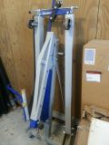 Duralast 2 ton Hydraulic Engine hoist 80900T 4000lb used a couple of times