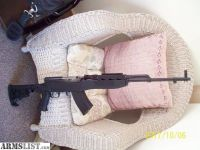 For Sale: Chinese SKS with upgrades
