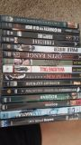 DVD's . Many titles. Excellent condition.