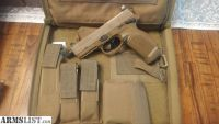 For Sale/Trade: FNH FNX 45 Tactical