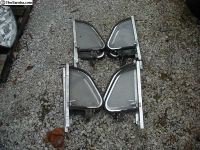 1965-67 Beetle Vent Window Assemblies Pairs