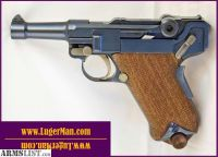 For Sale: Luger 45 Custom Baby - Commander size like DWM . Functions similar to 1906 Model but in 45ACP