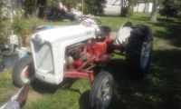 1953 jubelee ford naa tractor