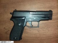 For Sale/Trade: Sig Sauer p6 9mm
