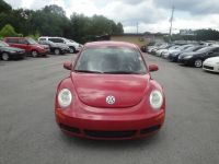 2010 Volkswagen New Beetle Coupe 2dr Final Edition