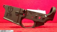 For Sale: Spike's Tactical ST-15 Crusader Stripped AR Lower Receiver