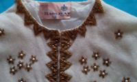 Ugly Beaded Christmas Sweater