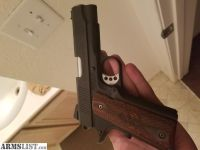 For Sale: 1911 Springfield Range Officer Champion 4.5 .45ACP