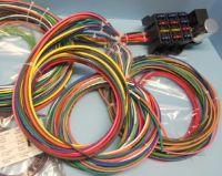 Rebel Wire Universal Bus Wiring Harness