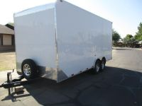 2014 Najo 20' Enclosed Trailer RTR#7081793-01