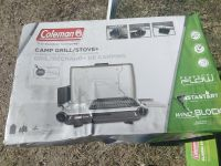 Coleman Camp Grill/stove $30