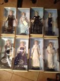 Princess Diana Porcelain Dolls (Kenner, La)
