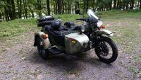 2016 Ural GEAR-UP 2WD