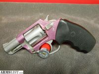 For Sale: Charter Arms Pink Lady 1.875 Barrel 5 - Shot .38 Special Revolver $349.99