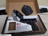 For Sale/Trade: Smith & Wesson Performance Center Shield