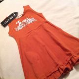 New! Baby Girl LongHorn Dress! Size 4/4t