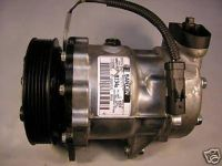 Sell 2000-2004 Dodge 4.7L Durango New AC Compressor motorcycle in Croswell, Michigan, US, for US $209.00