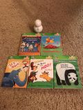 Leap Frog Tag Junior Reader and 5 Books
