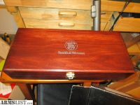 For Sale: Smith & Wesson display case