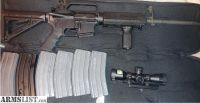For Sale: CMMG AR-15 MK4 with 6 magazines