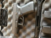 For Sale: Glock 19 4th Gen