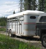 $3,500, 16ft Stock Horse Trailer